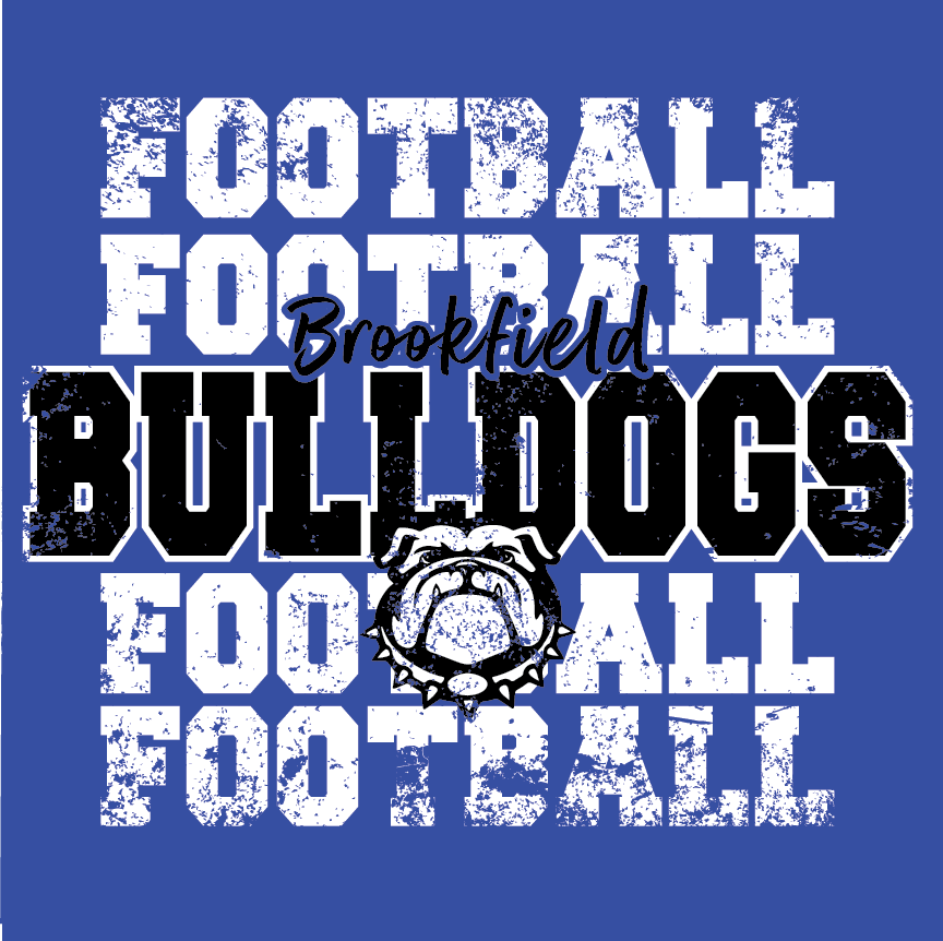 football football brookfield football