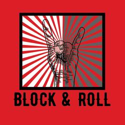 block & roll