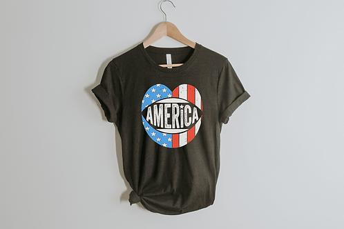 America Mouth