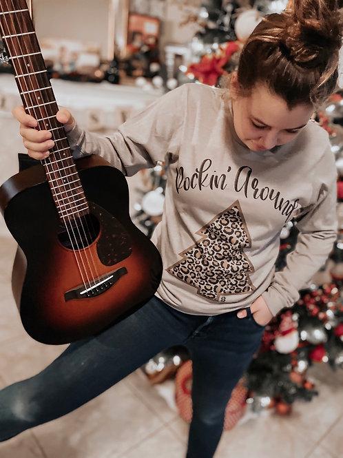 Rockin' Around the Leopard Christmas Tree