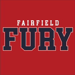 FURY SOFTBALL red