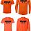 Thumbnail: Bridgeland  Softball Orange With Roster
