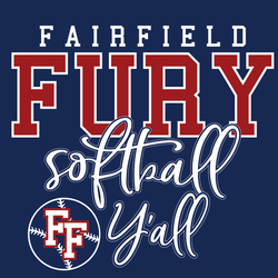 IT'S FURY SOFTBALL Y'ALL