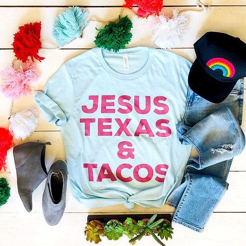 Jesus Texas & Tacos