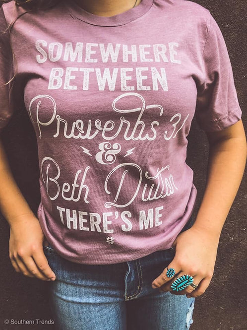 Proverbs and Beth Dutton