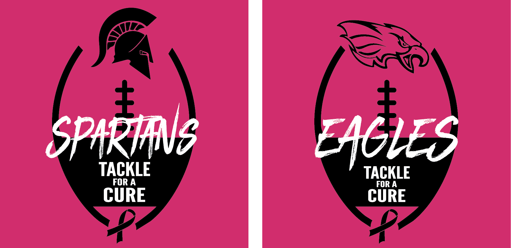 EMC TACKLE FOR THE CURE