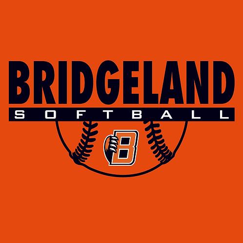 Bridgeland  Softball Orange With Roster