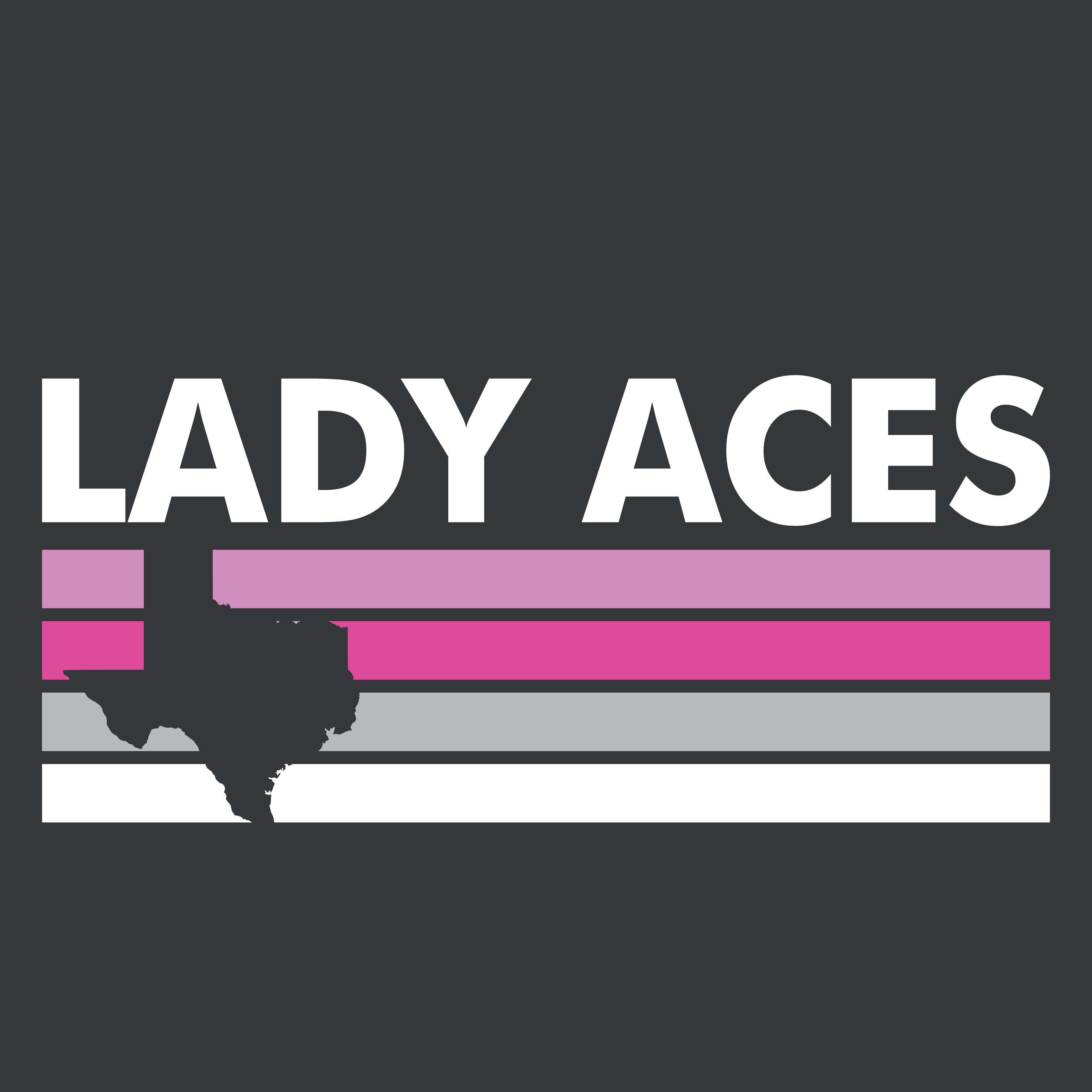 lady aces stripes