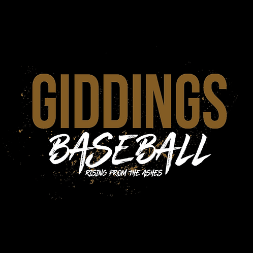 Giddings Baseball Fundraiser
