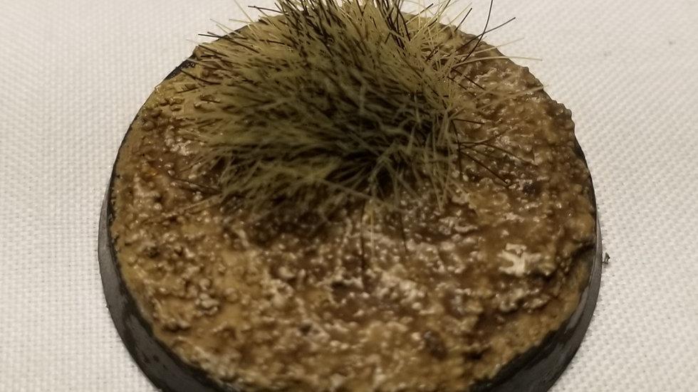 Shrubland Miniature Base