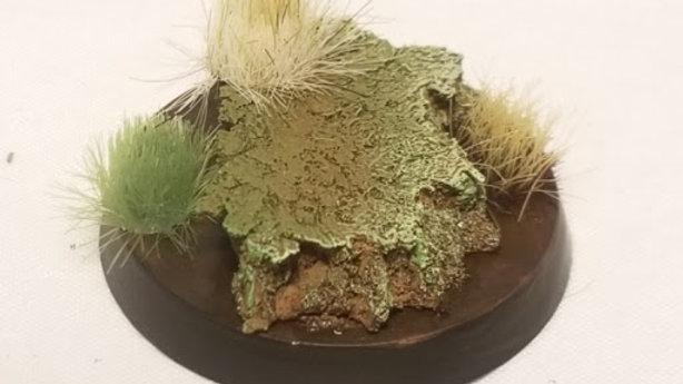 Swamp Miniature Base