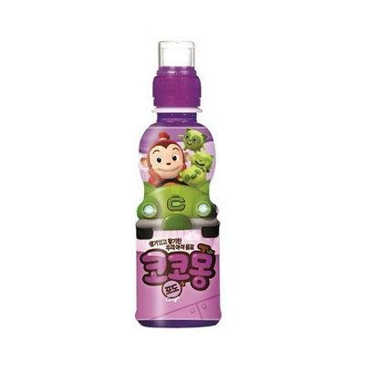 Woongjin Cocomong (Grape) 200ml