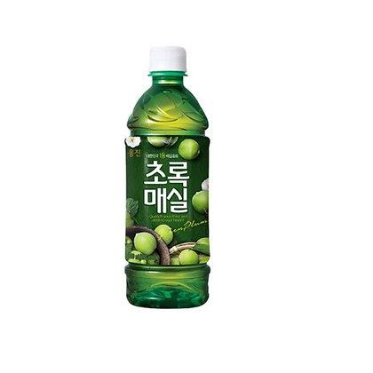 [KD041] 웅진식품 초록매실 500ml