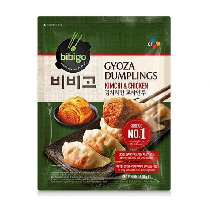Bibigo Original Dumplings (Kimchi Chicken) 600g