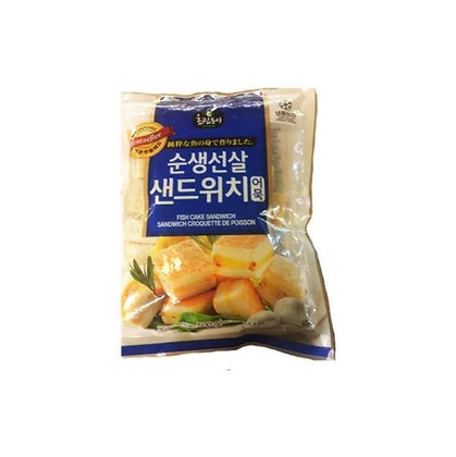 [KF007] Choripdong Pure Fish sandwich fish cake 500g