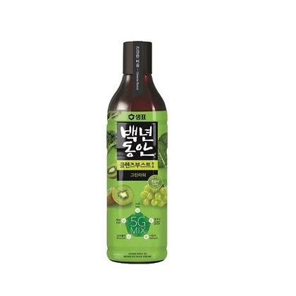 Sempio Cleanse Boost Black Vinegar Drink (Green Power) 900ml