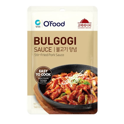 Chungjungwon Bulgogi Seasoning 140g