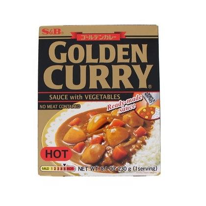 S&B Golden Curry (Hot) 230g