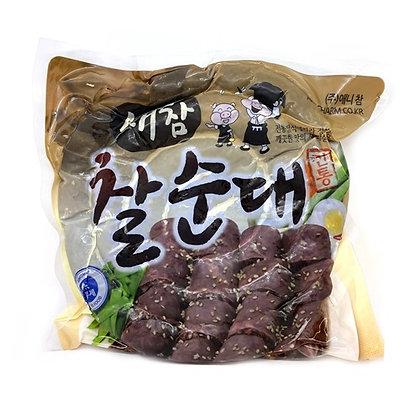 [KF027] 애니참 새참 찰순대 1kg