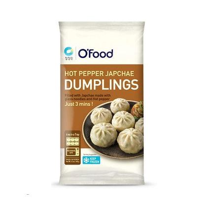 [KF209] Chungjungone Pepper Japchae Dumplings 180g