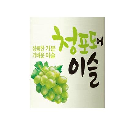 [KD156] Jinro Green grapes 360ml