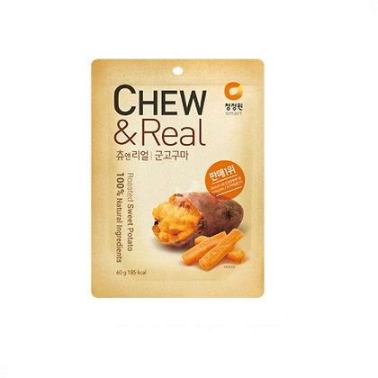 [KQ010] Chungjungone Roasted Sweet Potato 60g