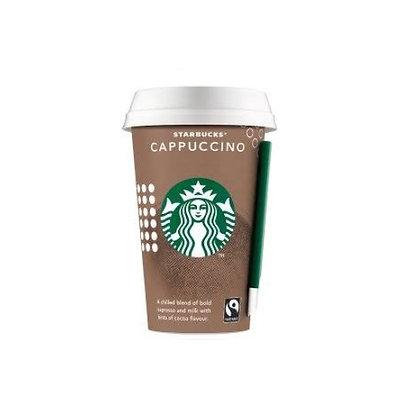 [KD016] Starbucks Coffee (Cappuccino) 220ml