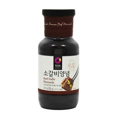 [KJ148] 청정원 소갈비양념 280g/500g