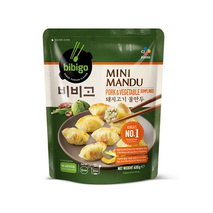[KF002] Bibigo Pork Boiled Dumpling 400g
