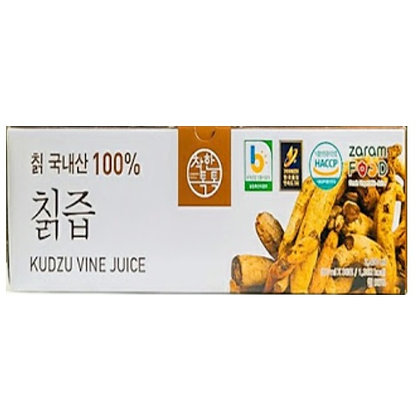 [KD171] 자람푸드 착한톡톡 칡즙 (80ml x 30포)