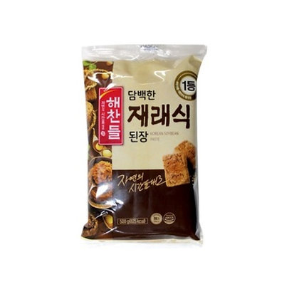 Cj Haechandle Traditional Soybean Paste (Pack) 500g