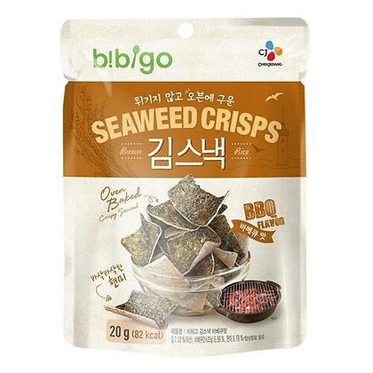 [KQ008] Bibigo Seaweed Snack (Barbecue) 20g