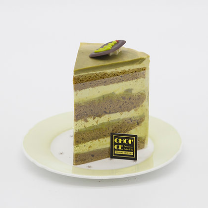 [KB025] Matcha Cake (1 piece)