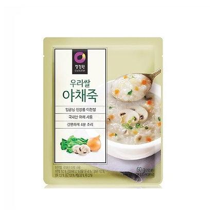 Chungjungone Rice Vegetable Porridge 60g