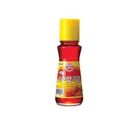 [KJ146] 오뚜기 옛날 고추맛기름 80ml