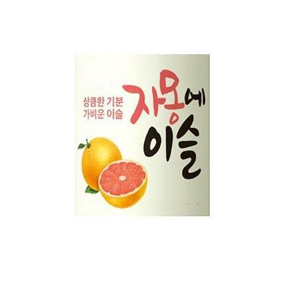 [KD155] Jinro Grapefruit 360ml