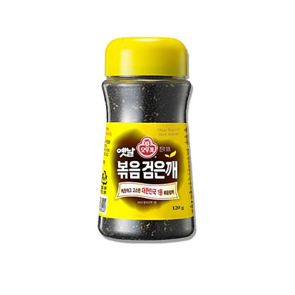 Ottogi Roasted Black Sesame 120g