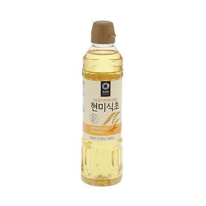 Chungjungone Brown Rice Vinegar 500ml