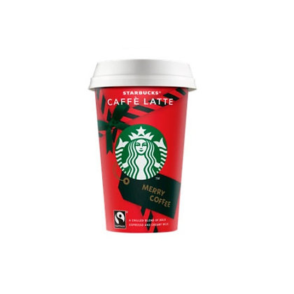 Starbucks Coffe (Cafe Latte) 220ml