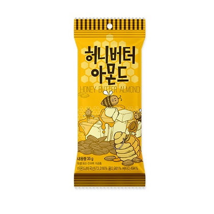 Tom's Gilim Honey Butter Flavor Almond 35g