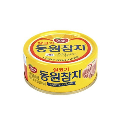 Dongwon Tuna (light standard) 150g