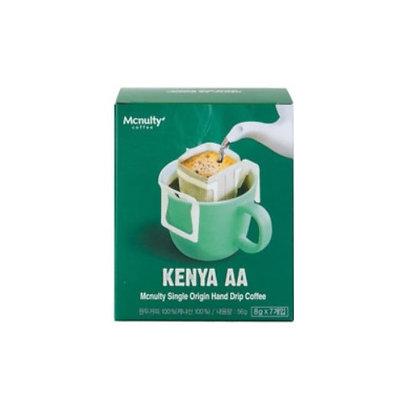 [KD059] 맥널티 케냐 AA핸드드립 커피백 7T (56g)