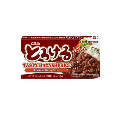 [JA030] S&B Tasty Hayashi Rice (Gravy Mix) 160g