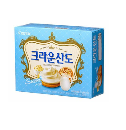 Crown Crown Sando (Cream)161g