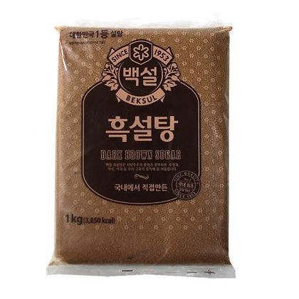 [KJ041] 백설 흑설탕 1kg