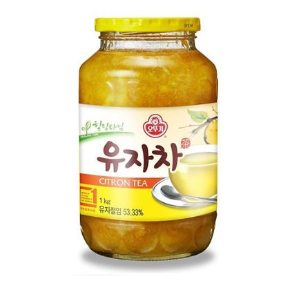 [KD066] 오뚜기 유자차 1kg