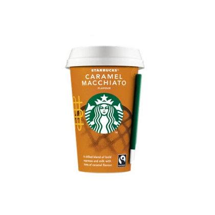 Starbucks Coffe (Caramel Macchiato) 220ml