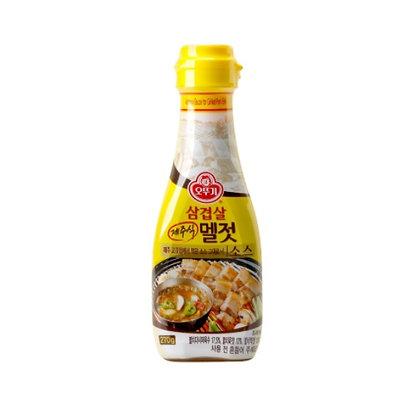 [KJ015] 오뚜기 삼겹살 제주식 멜젓 270g