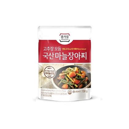 [KK061] Jongga Gochujang Pickled Garlic150g