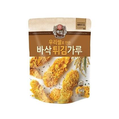 Beksul Korean Rice Crispy Frying Powder 1kg